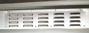 Air grille