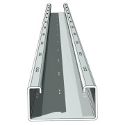 Beam for vertical stand
